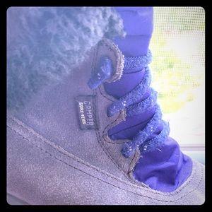 Camper gore-Tex ankle booties